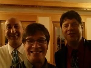 (L to R) John, Jim, Jon